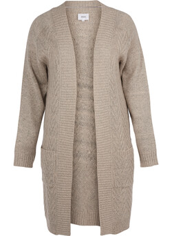 Strikket cardigan