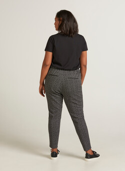 Maddison cropped trousers